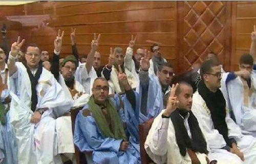 """El juicio a los presos políticos saharauis del grupo de """"Gdiem Izik"""" es una muestra clara de que el sistema judicial del Reino de Marruecos no es justo ni independiente."""