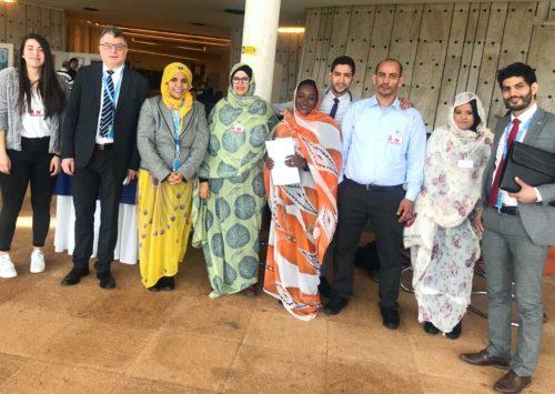 Adala UK participa en la 37ª Trigésima Séptima sesiones del Consejo de Derechos Humanos de Naciones Unidad en Ginebra.