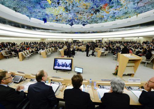 Adala UK participa en las sesiones del Consejo de Derechos Humanos en Ginebra.
