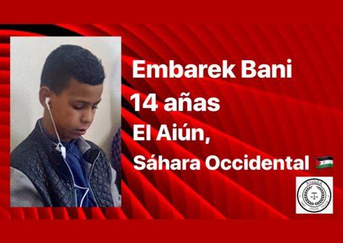 Adala UK: Marruecos tortura, y mal trata a menores Saharauis con impunidad.