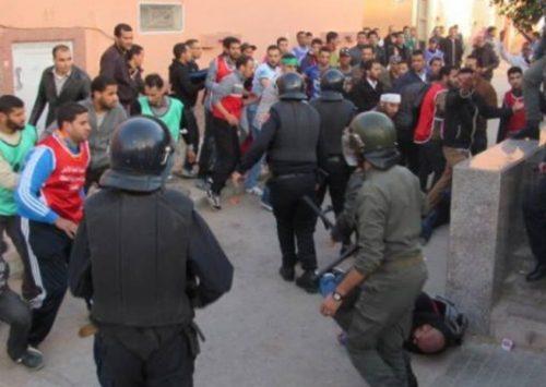 """Adala UK condena represión """"brutal"""" de Marruecos a protestas en el Sáhara Occidental."""