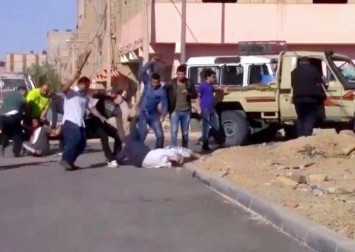 Adala UK: La policía marroquí golpeó brutalmente a ciudadanos saharauis antes de su detención.